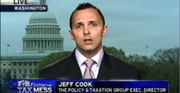 Jeff Cook on CNBC (click to play)