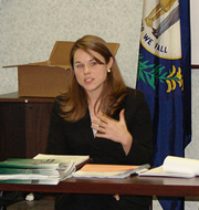 Lillian Pace '02 previously worked for U.S. Rep. John Yarmuth of Kentucky.