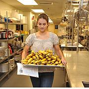 Yes, Jenny Sproul has bananas.